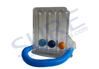 how to use triflow incentive breathing spirometer